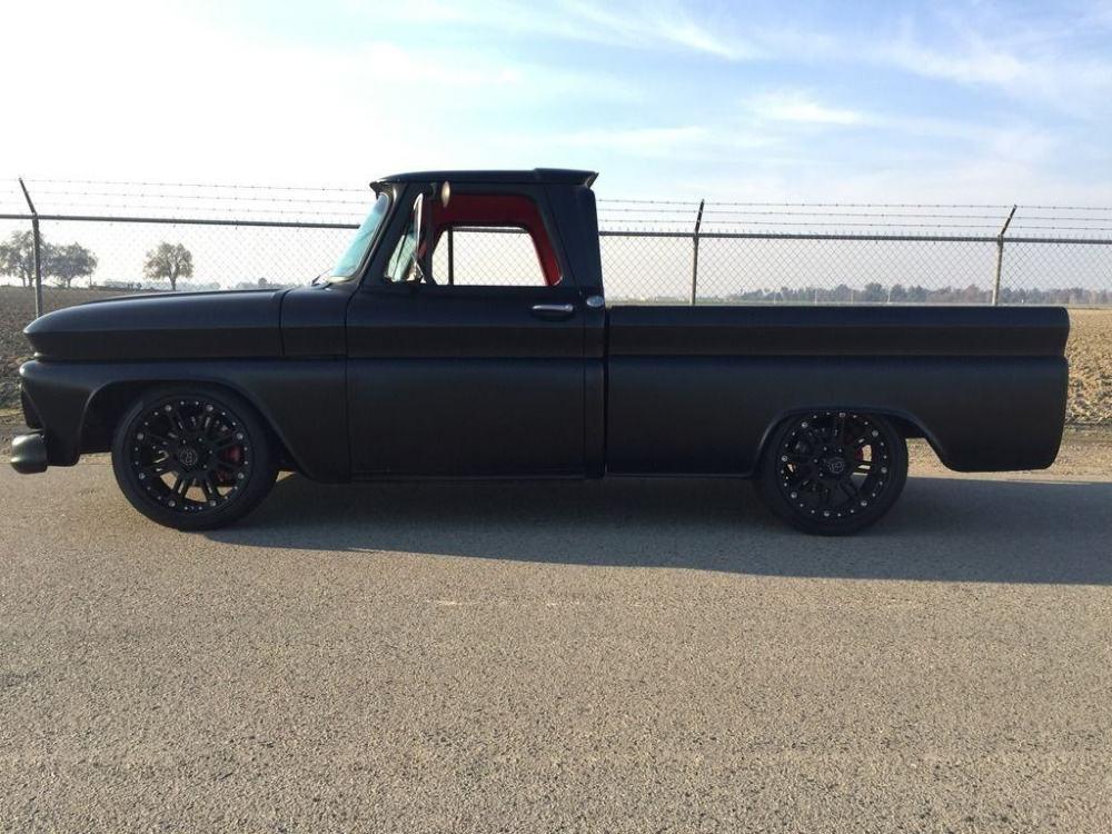 medium resolution of 1965 chevy c10 pro touring built pickup truck