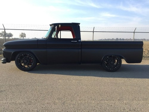 small resolution of 1965 chevy c10 pro touring built pickup truck