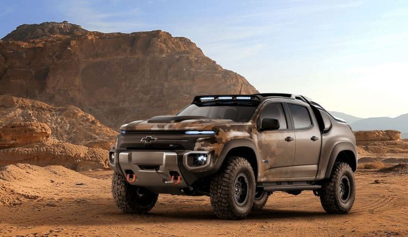 2021 chevy colorado changes  price  diesel  updates