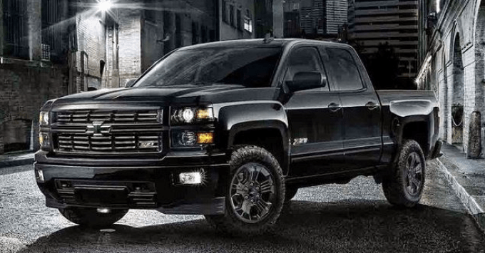 2019 Chevy Reaper Price Specs Review Pickup Specs News