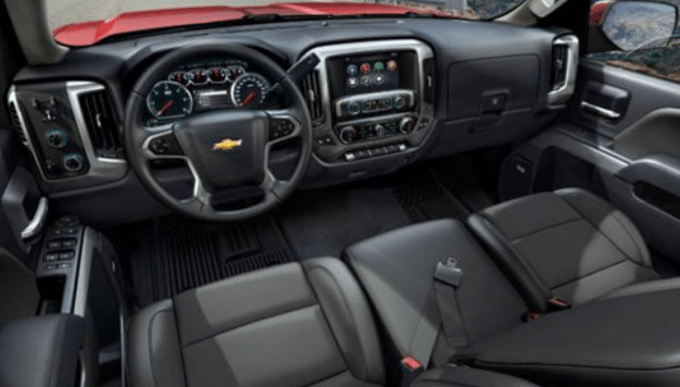 2021 Chevy Reaper Interior