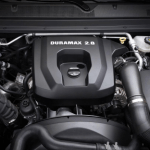 2020 Dodge Dakota Engine