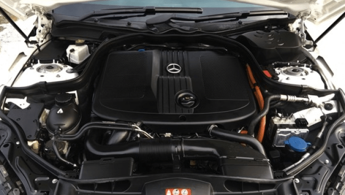 2021 Mercedes-Benz X-Class Engine