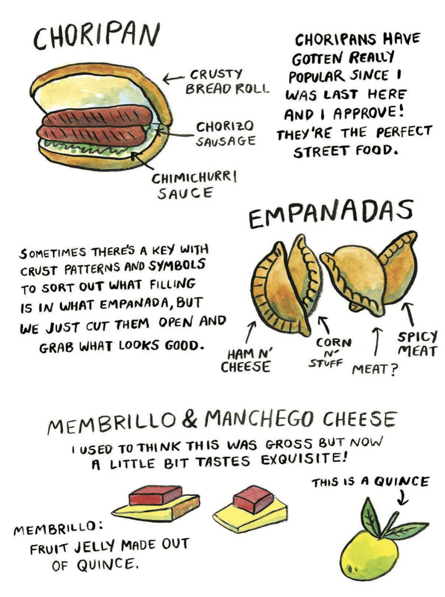 Argentine Food Glossary The Most Popular Foods in Buenos
