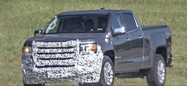 2021 GMC Canyon Changes and AT4 Off-Road Version