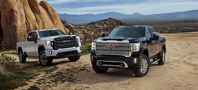 2021 GMC Sierra 1500, 2500HD and 3500HD To Get Redesigned Interior