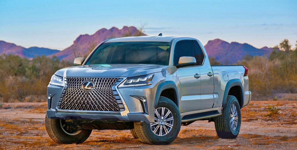 2021 Lexus Truck Has Been Rumored
