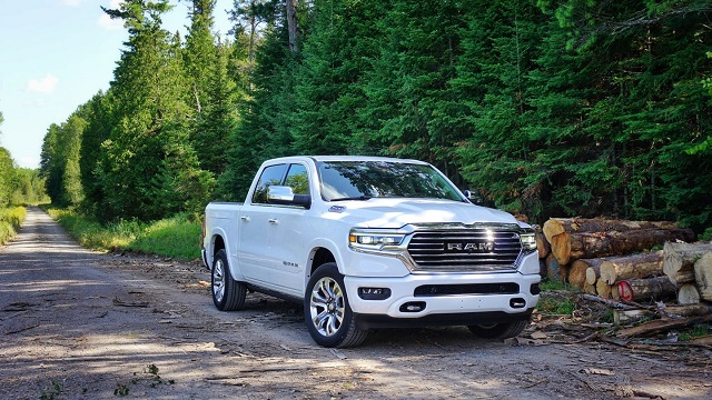 2021 Ram 1500 Diesel: Specs, Features, Towing Capacity