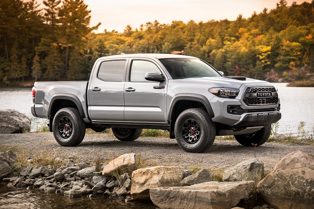 2021 Toyota Tacoma TRD Pro Preview: Specs and Features
