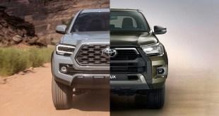 2022 Toyota Hilux vs Tacoma