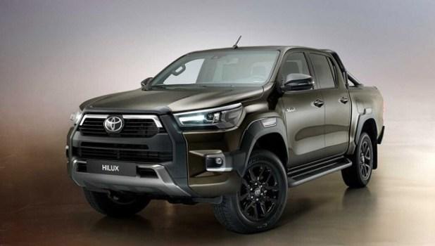 2022 Toyota Hilux