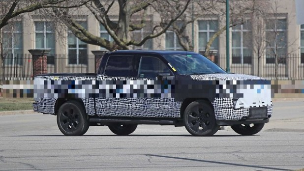 2023 Ford F-150 side