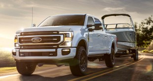 2023 Ford F-250 front