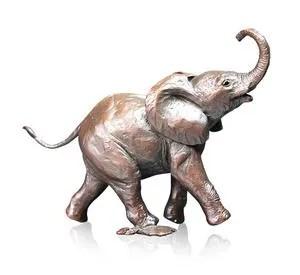 richard cooper baby elelphant running