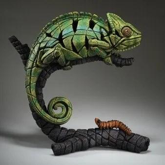 Edge Sculpture Pickworth Inspirations Chameleon