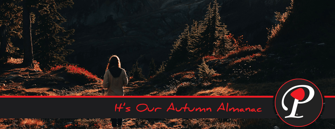 It's Our Autumn Almanac!