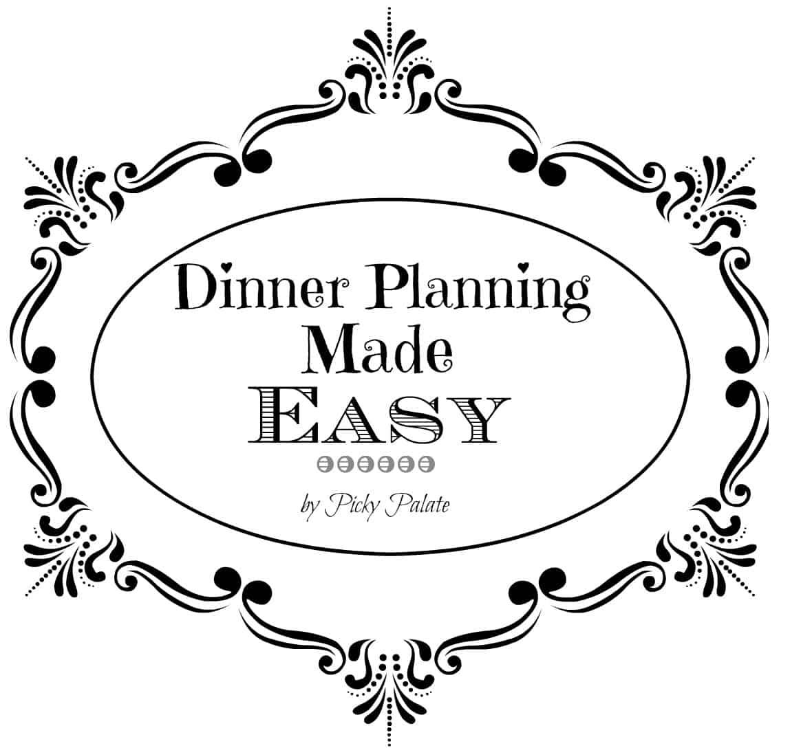 Dinner Menu Planning Made Easy