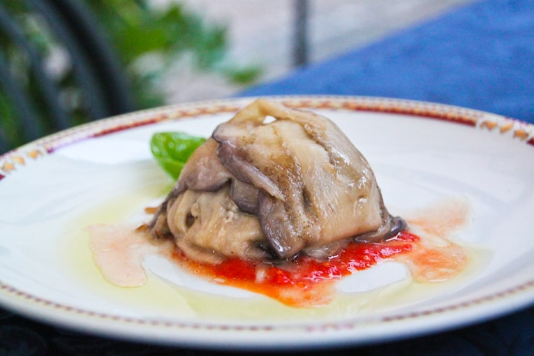 4 - Il Rosellini dinner2