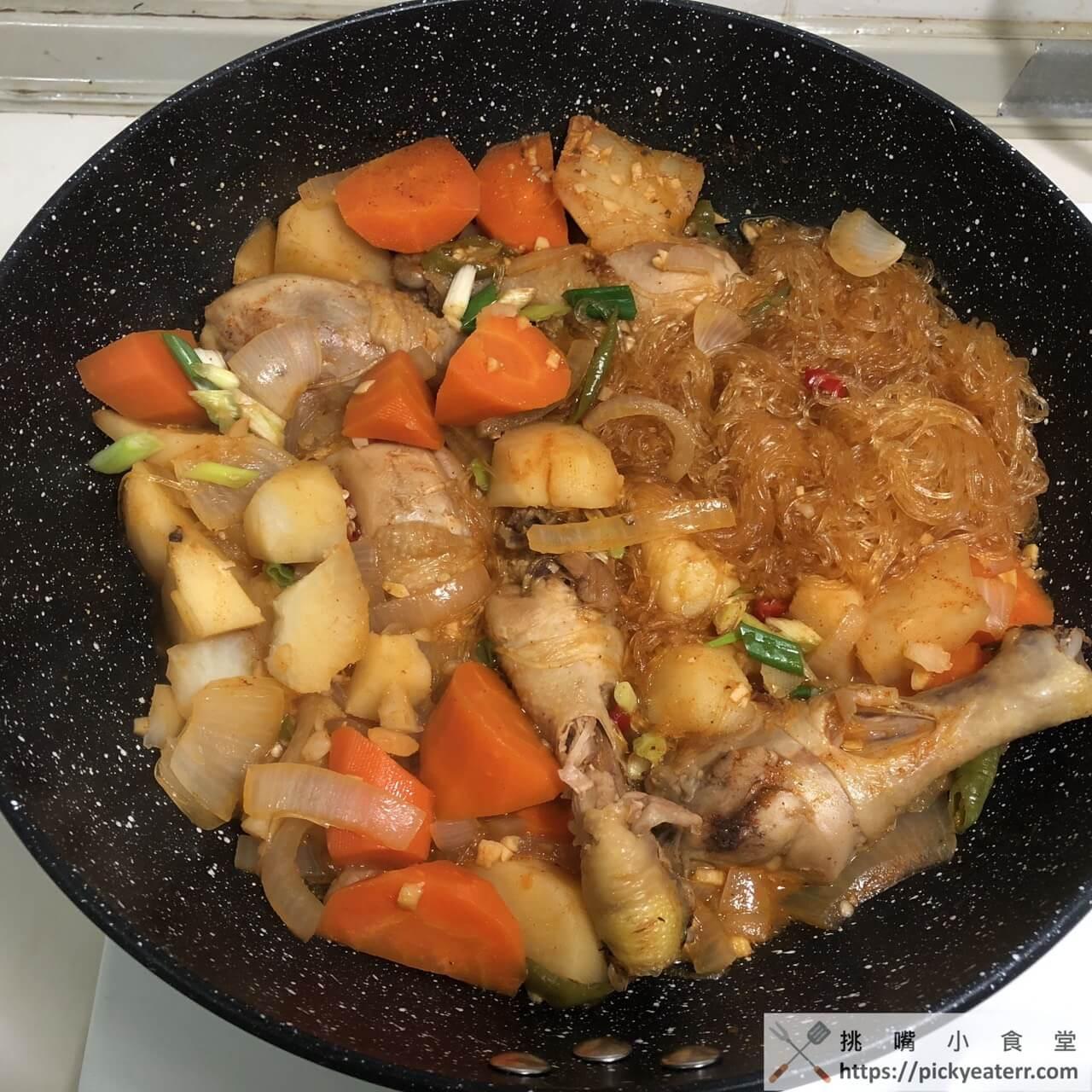 【高蛋白料理】韓式安東燉雞|微辣雞腿好入味。吃到暖心又暖胃!