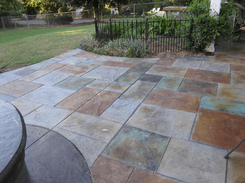 {Easy} DIY Patio Options - Page 4 of 7 on Diy Concrete Patio Ideas id=80151