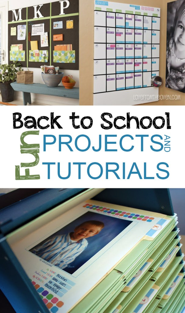 Back to school, back to school projects, DIY back to school, popular pin, DIY back to school, organization, organize your home, home organization.