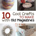 Craft tutorials, crafting, craft hacks, DIY crafts, DIY, DIY home decor, popular pin, magazine crafts, recycling projects.s