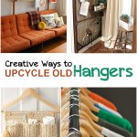 Creative Ways to Upcycle Old Hangers