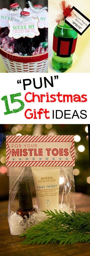 15 Pun Christmas Gift Ideas