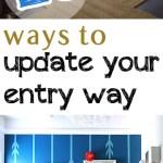 Home decor, DIY home decor, entry way updates, home decor updates, DIY, popular pin, home decor.