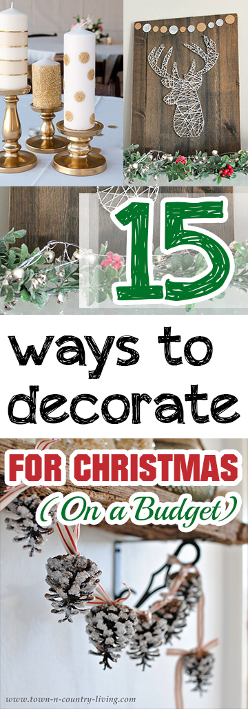 christmas cheap christmas decor inexpensive diy christmas decorations popular pin cheap christmas