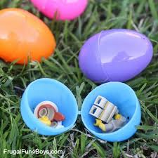 15 Non-Candy Easter Egg Fillers8