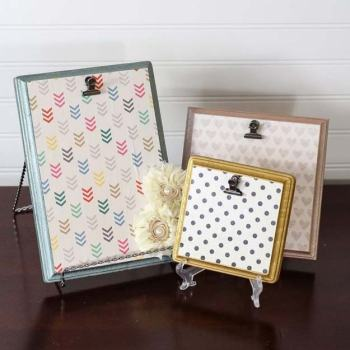 12 DIY Picture Frame Projects4