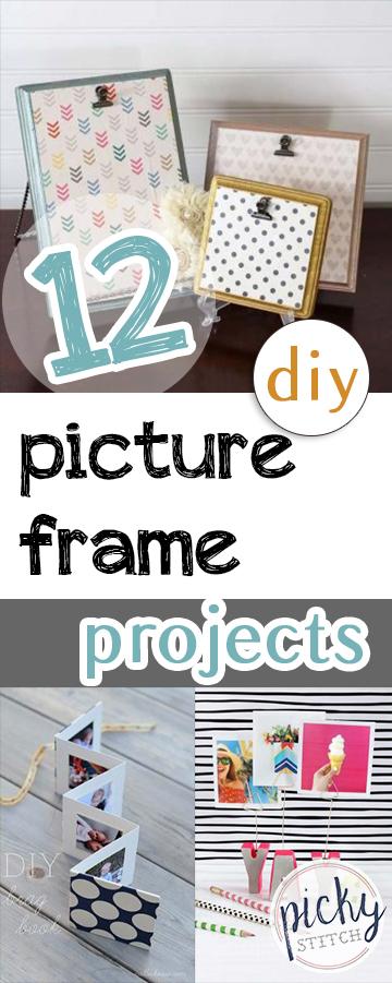 DIY Picture Frames, Picture Frame Hacks, DIY Home, DIY Home Decor, Cheap Home Decor, Homemade Picture Frames, Handmade Picture Frames, DIY Crafts, Easy Crafts, Inexpensive Crafts, Crafts for Kids, Popular Pin
