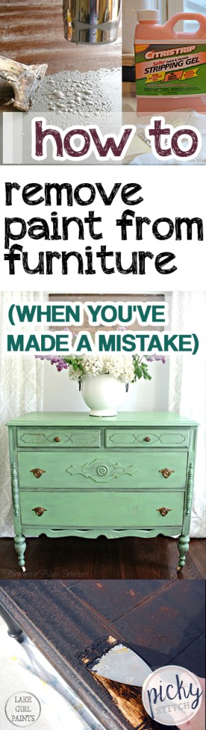 How to Remove Paint From Furniture (When You've Made a Mistake)  Removing Paint from Furniture, How to Remove Paint From Furniture, Painting Furniture, How to Paint Furniture, Removing Paint from Furniture, How to Remove Paint, Paint Removal Hacks, DIY Paint Removal Tips, Paint Removal Tips and Tricks.