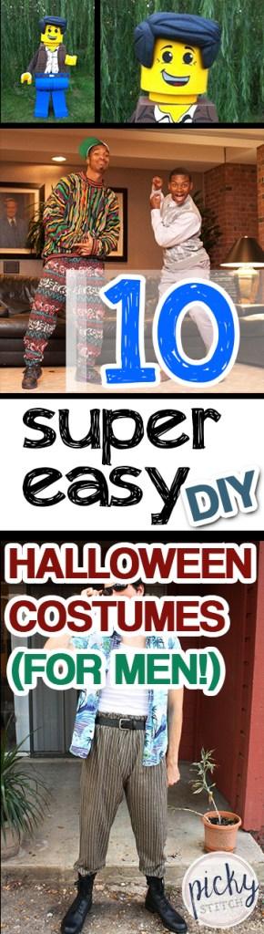 Halloween Costumes, Halloween Costumes for Men, DIY Halloween Costumes, Costumes for Men, DIY Halloween, DIY Halloween Costumes, DIY Holiday