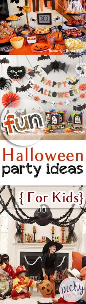 Halloween Party Ideas, Halloween Party Ideas for Kids, Party Ideas for Kids, Kids Party, Halloween Party for Kids, Fun Halloween Party Ideas, Popular Pin