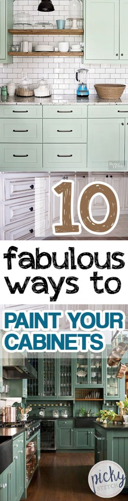 How to Paint Cabinets, Simple Ways to Paint Your Cabinets, Kitchen Projects, Kitchen Improvement Projects, Simple Kitchen Improvements, How to Paint Kitchen Cabinets, Popular Pin