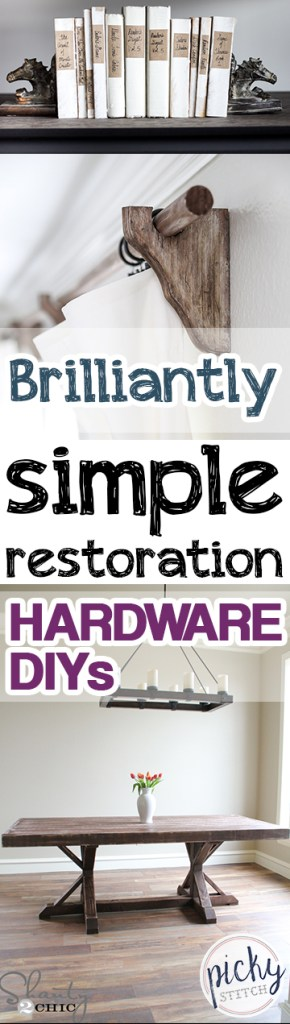 Restoration Hardware DIYs, Restoration Hardware Projects, DIY Home, DIY Restoration Hardware, DIY Home, DIY Home Decor, Popular Pin