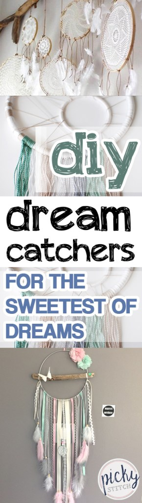 DIY Dream Catchers for the Sweetest of Dreams| DIY Dream Catchers, Dream Catcher, Make Your Own Dream Catcher, How to Make Your Own Dream Catcher, Dream Catcher Crafts, Make Your Own Wall Hangings, Wall Hanging Hacks, DIY Wall Decor,  Popular Pin