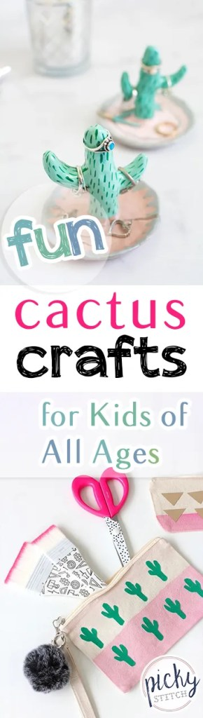 Fun Cactus Crafts for Kids of All Ages| Cactus Crafts, DIY Cactus Crafts, Cactus Crafts for Kids, Crafts for Kids, Easy Crafts for Kids, Cactus Crafts and DIY Projects, Kid Stuff, Kid Crafts, Kid Hacks, Popular Pin