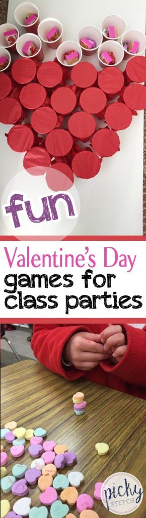 Clever ideas for fun Valentines Day Party games.| Valentines Day Parties, Class Party Ideas, Party Ideas, Valentines Day Party, Holiday Party Ideas, Class Party Hacks, Party, Popular Pin #ValentinesDay #Holiday #ClassParties