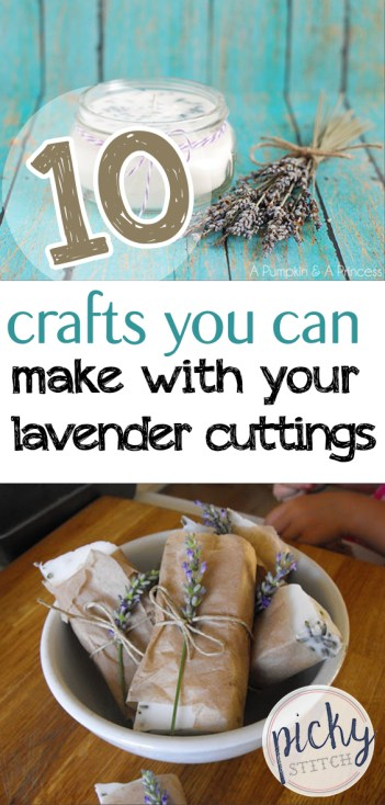10 Crafts You Can Make With Your Lavender Cuttings| Lavender Cuttings, Lavender Cutting Crafts, DIY Crafts, Lavender Crafts, DIY Crafts, Easy Crafts, Easy Crafts for the Home, Botanical Crafts, DIY Soap, All Natural Soap Recipes, Popular Pin #LavenderCuttings #LavenderCuttingCrafts #DIYCrafts