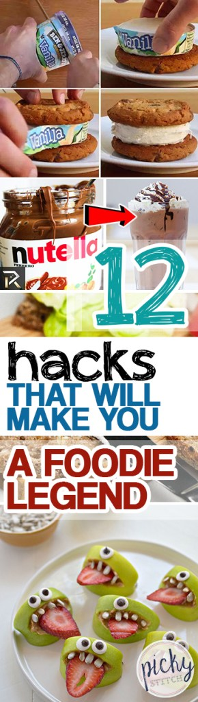 12 Hacks That Will Make You a Foodie Legend| Food Hacks, Cooking Hacks, Easy Cooking Hacks, Easy Food Hacks, Foodie Hacks, Cooking Tips and Tricks, Food 101, Cooking 101, Food, Food Stuff, Delicious Easy Recipes #Cooking #FoodHacks
