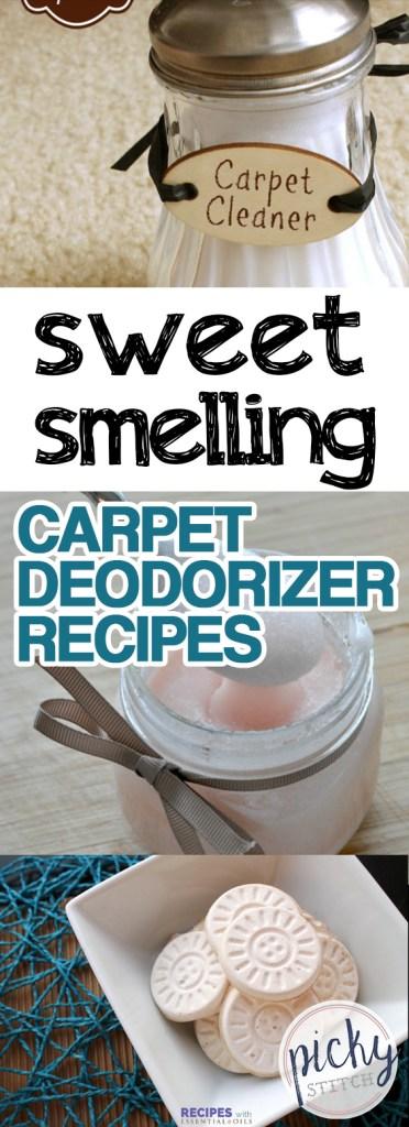 Sweet Smelling Carpet Deodorizer Recipes| Carpet Deodorizer, Carpet Cleaning, DIY Carpet Cleaning, Easy Carpet Cleaning, Carpet Cleaning Projects #CarpetCleaning #Cleaning #CarpetCare