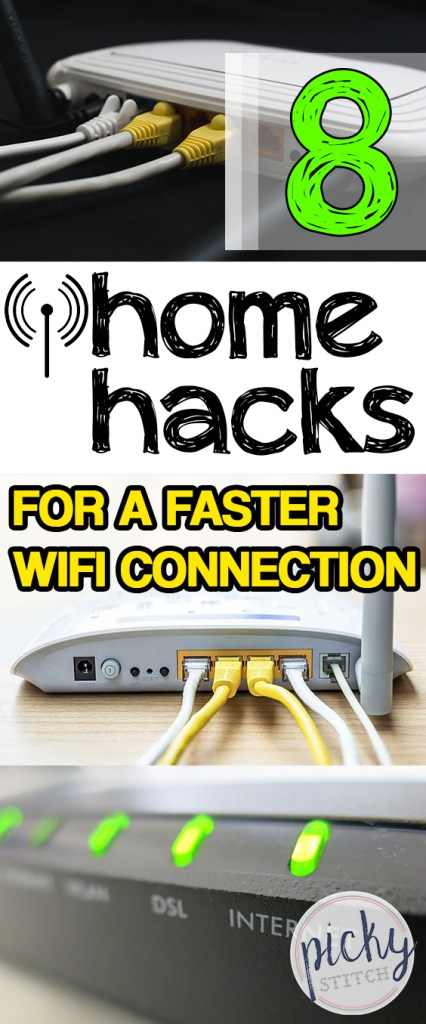 8 Home Hacks for A Faster Wifi Connection| Home Hacks, Home Hacks DIY, Home Hacks Easy, Easy Home Hacks, Life Hacks, Simple Life Hacks, Wifif Hacks, Wifi Tips and Tricks