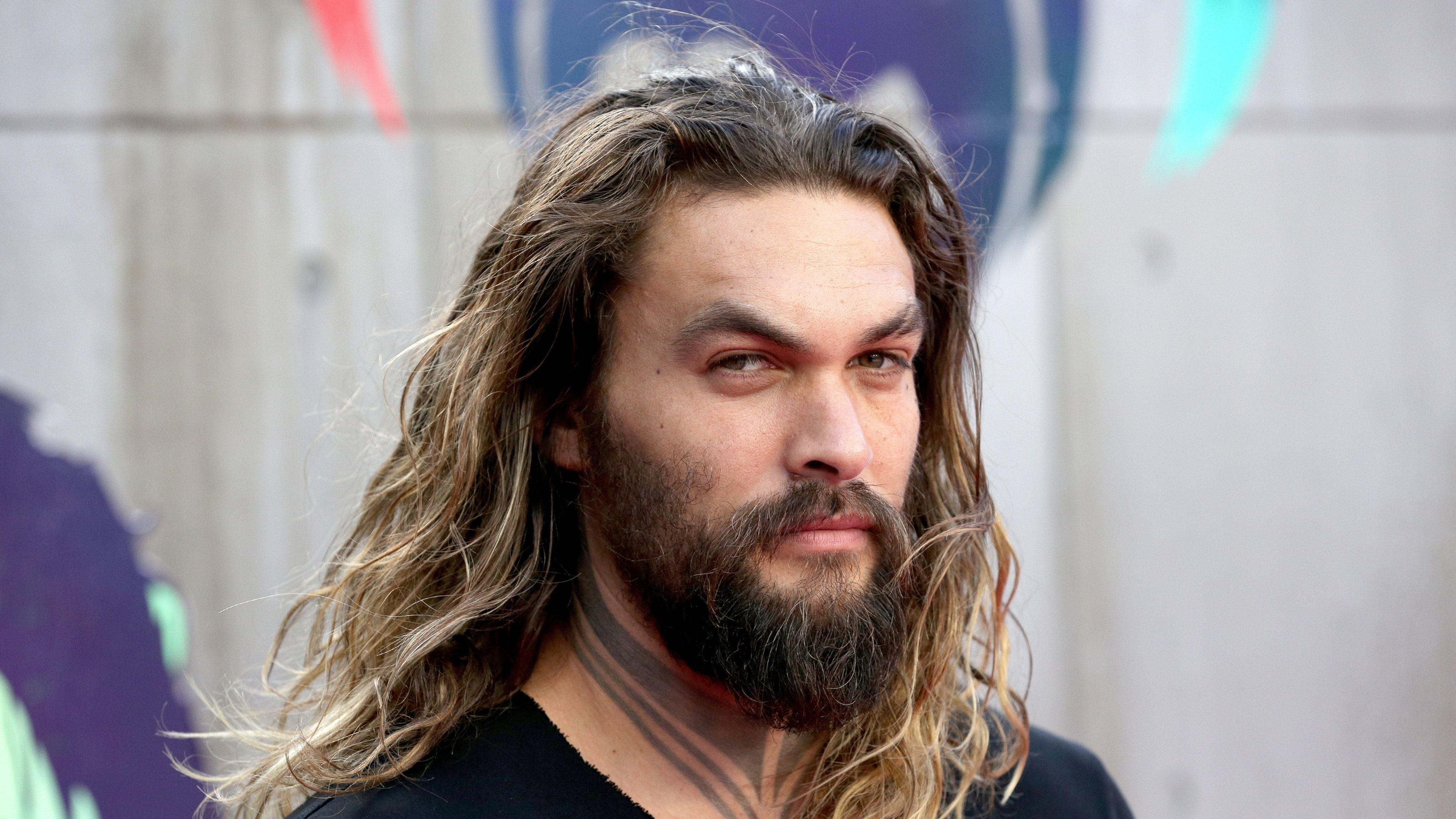 Jason Momoa Hairstyle Wide Wallpaper 209 4096x2304 Px