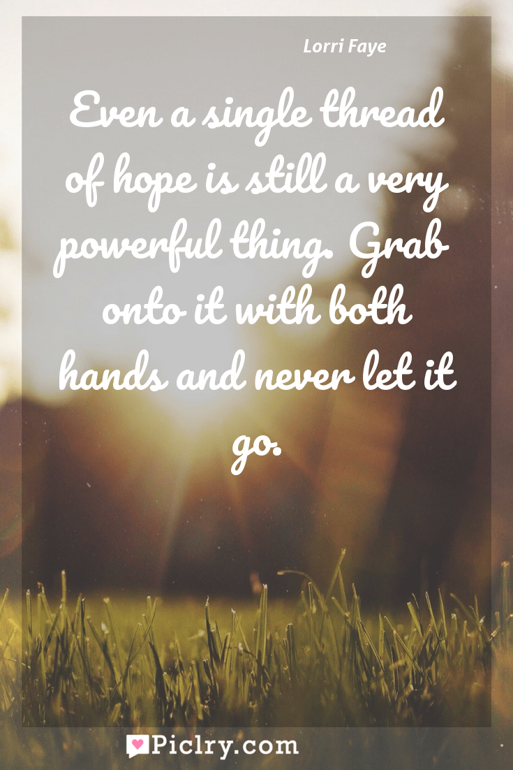 Wallpaper Falling Off Wall Meaning Of Even A Single Thread Of Hope Is Still A Very