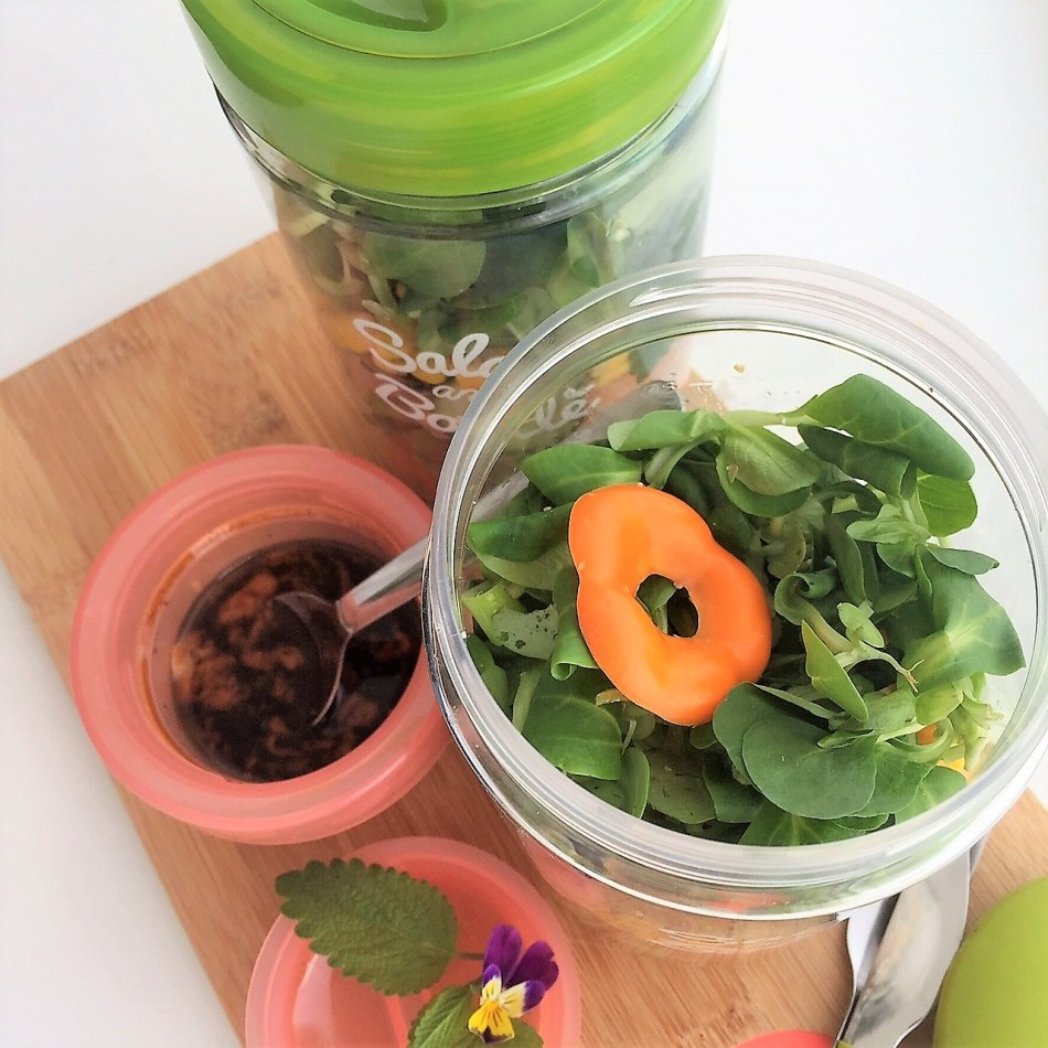 Salad in a jar Salmon (5)