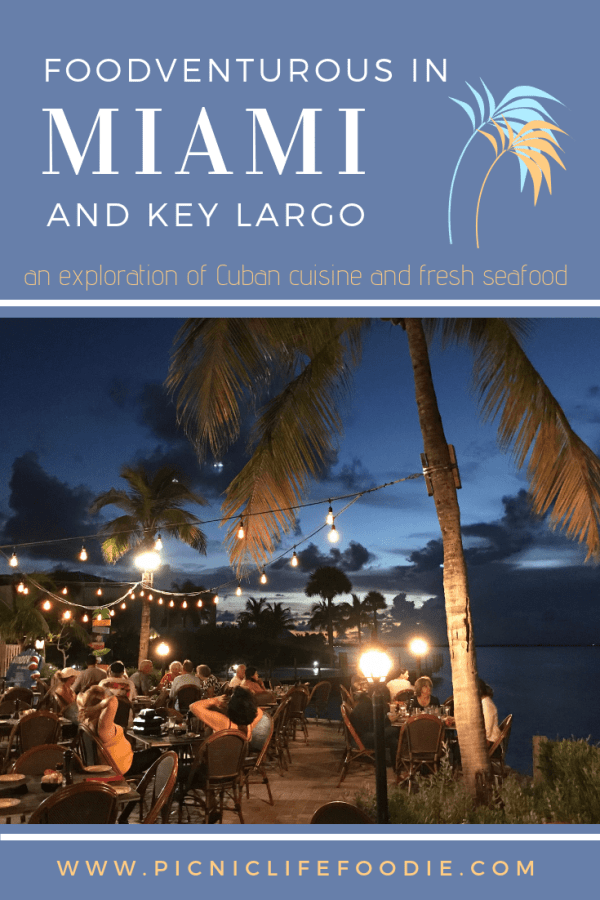 Foodventurous in Miami and Key Largo