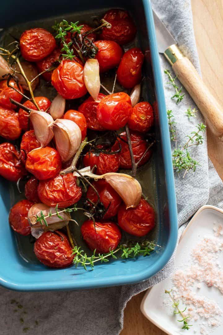 Roasted Vine Tomatoes Recipe